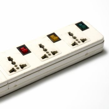 electric multiple socket outlet