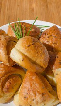 Garlic buns