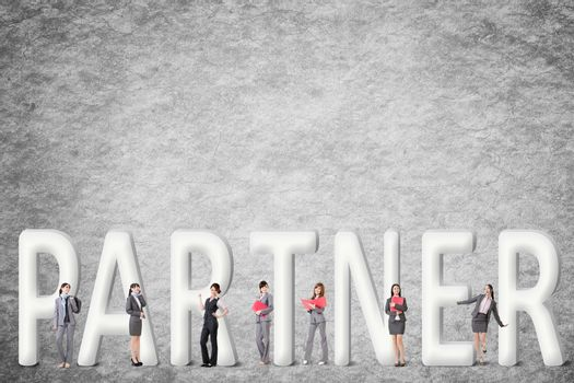 Concept of partner