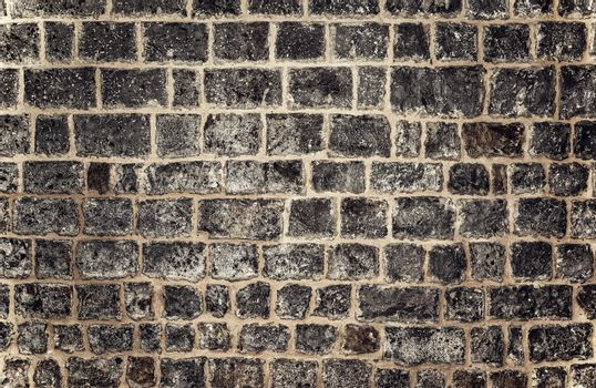 Abstract brick background