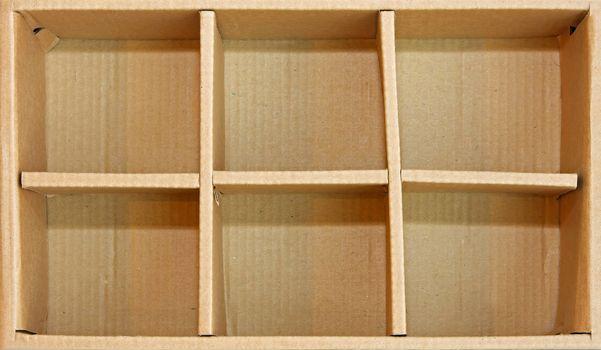 Box compartments