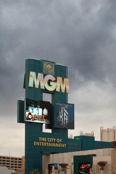 MGM Casino Hotel in Las Vegas