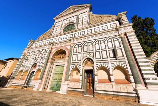 Basilica of Santa Maria Novella - Firenze Italy