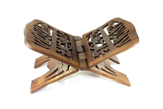 Quran wooden stand