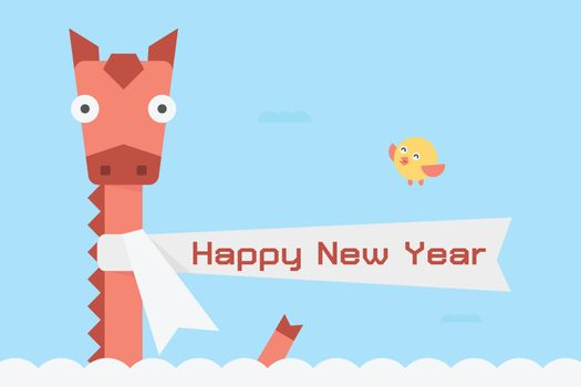 Happy new year 2014, Year of horse