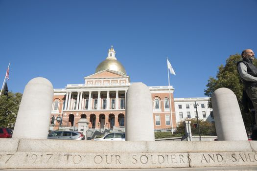 Massachusetts State House is the state capitol and house of government of the state of Massachusetts
