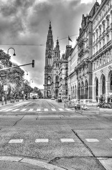City hall of Vienna, Austria