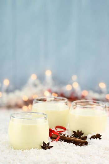 Eggnog and Spices