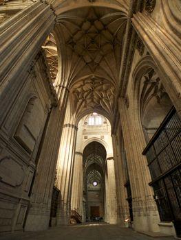 great passage at Salamanca cathedral