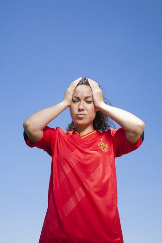 loser spanish supporter