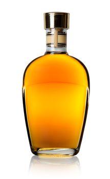Cognac in a bottle