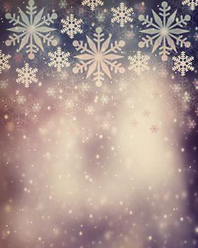 Beautiful vintage Christmas background