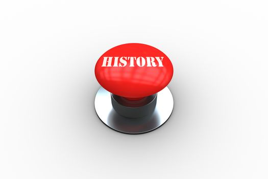 History on digitally generated red push button