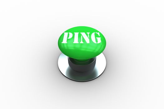 Ping on digitally generated green push button