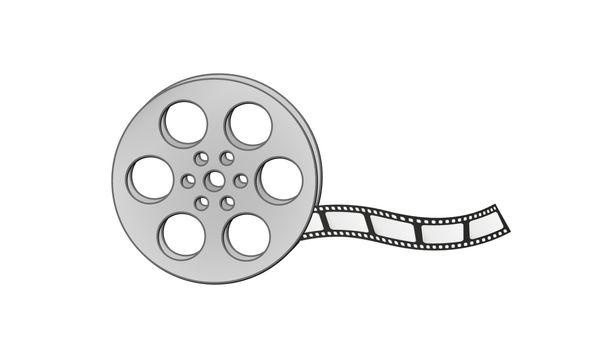 filmstrip and reel
