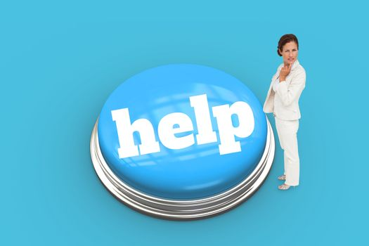 Help against blue vignette