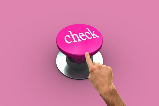 Check against pink vignette