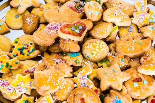 childrens christmas cookies