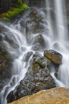 Kuhflucht waterfall