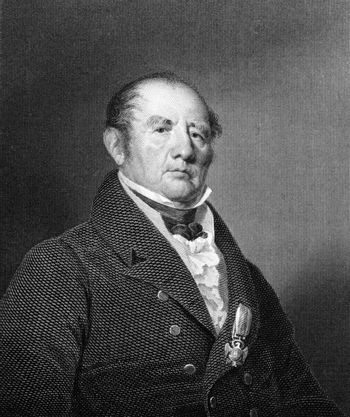 Aaron Ogden (1756-1839) on engraving from 1834. United States Senator and 5th Governor of New Jersey. Engraved by A.B Durand and published in ''National Portrait Gallery of Distinguished Americans'',USA,1834.