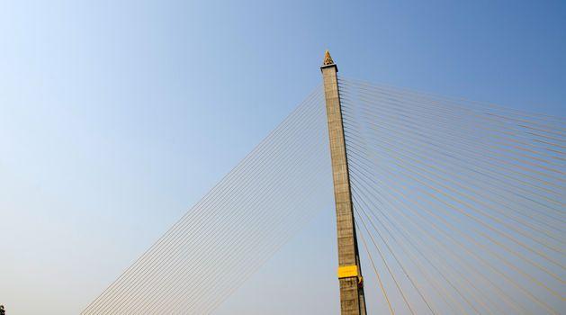 Top of Rama 8 Bridge