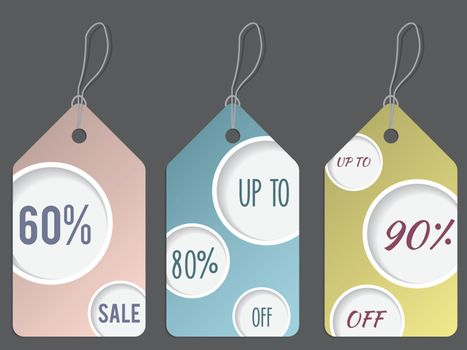 Dotted discount labelset