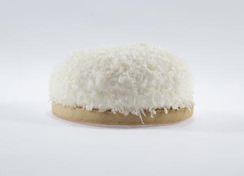 Brazilian sweet, BRIGADEIRO with coconut