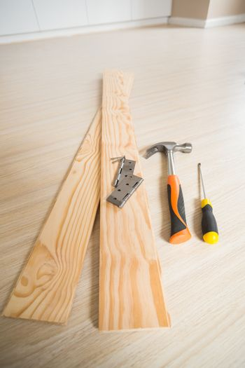 Tools of the building trade