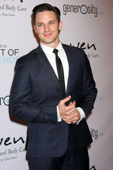 Matt Lanter at the 6th Annual Night Of Generosity, Beverly Wilshire Hotel, Beverly Hills, CA 12-05-14/ImageCollect