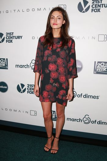Phoebe Tonkin at the March Of Dimes` Celebration Of Babies, Regent Beverly Wilshire, Beverly Hills, CA 12-05-14 David Edwards/DailyCeleb.com 818-249-4998