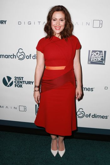 Alyssa Milano at the March Of Dimes` Celebration Of Babies, Regent Beverly Wilshire, Beverly Hills, CA 12-05-14 David Edwards/DailyCeleb.com 818-249-4998