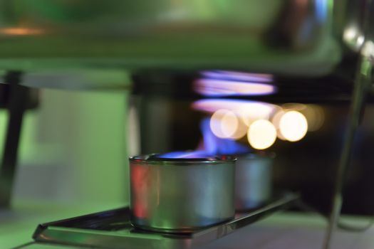 catering stove
