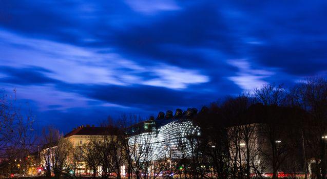 Alien Architecture of Graz City Austria,Art House