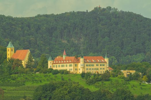 St.Martin Castle Graz Austria