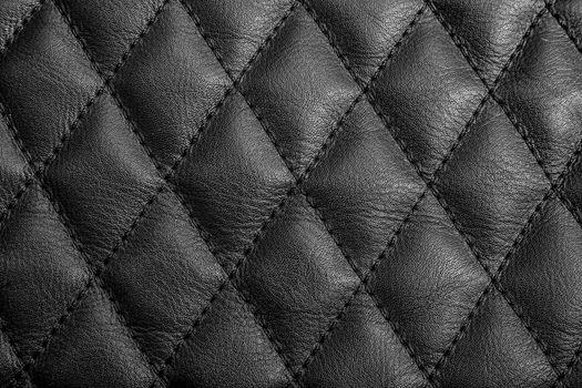 Retro leather