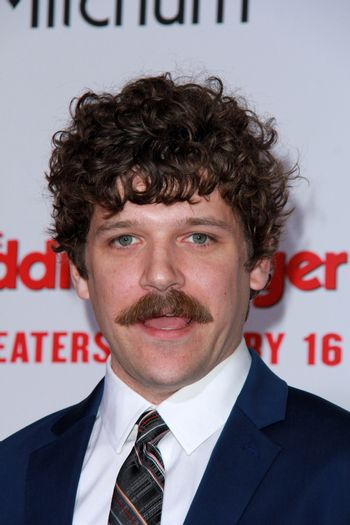 """Dan Gill at """"The Wedding Ringer"""" World Premiere, TCL Chinese Theater, Hollywood, CA 01-06-15/ImageCollect"""