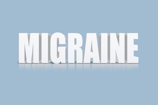 migraine text
