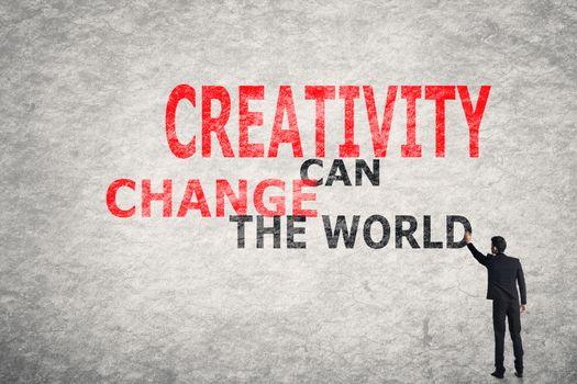 Creativity Can Change The World