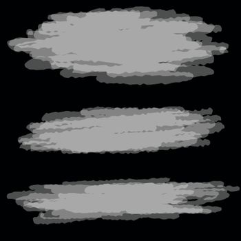Grunge black background  noir style