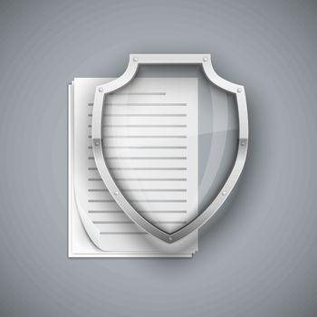 Glass Shield