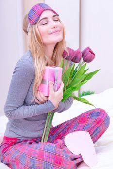 Enjoying Valentine day