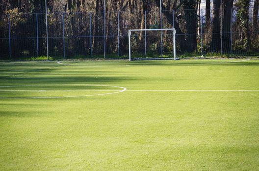Photo of Football Green Empty Play-Field