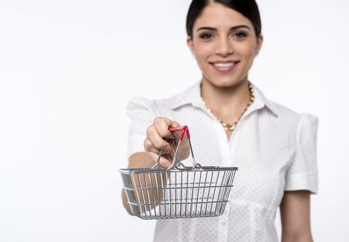 Like to shop with us ?