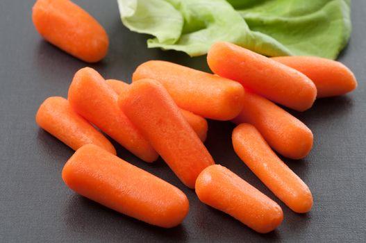 Snack Carrots