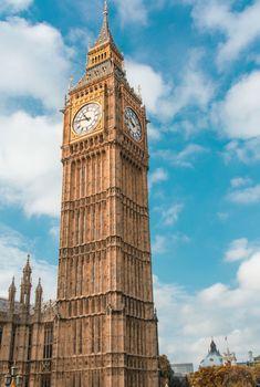 London. The Big Ben