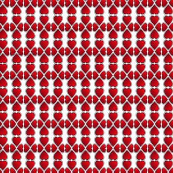 Happy Valentines abstract seamless pattern.Vector EPS10.