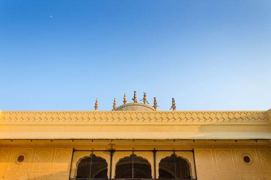 Historical Rajasthan Nahargarh fort