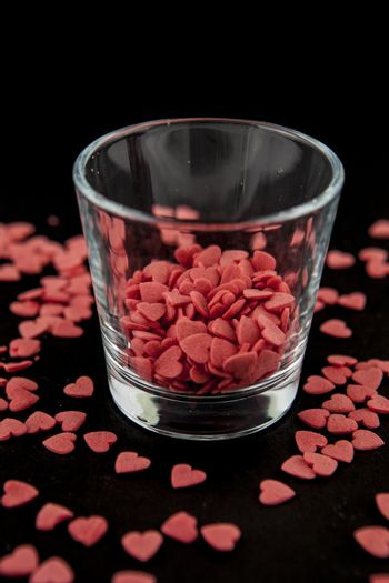 Hearts in a Glass
