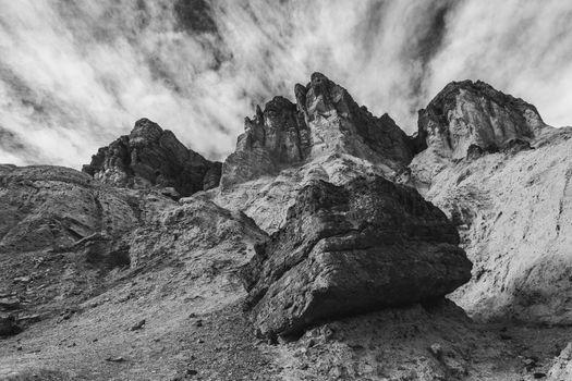 Death Valley Boulders