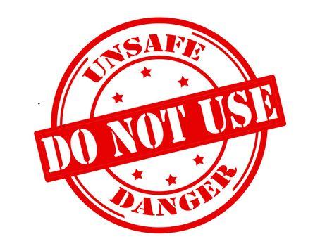 Unsafe do not use